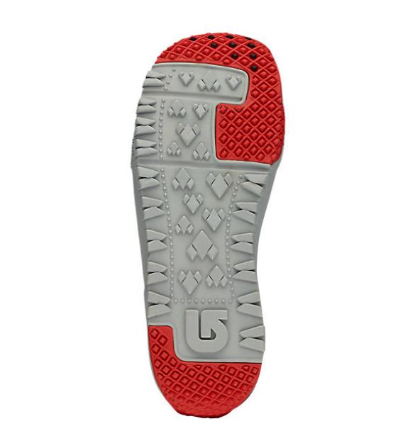 Snowboard støvler - nedefra